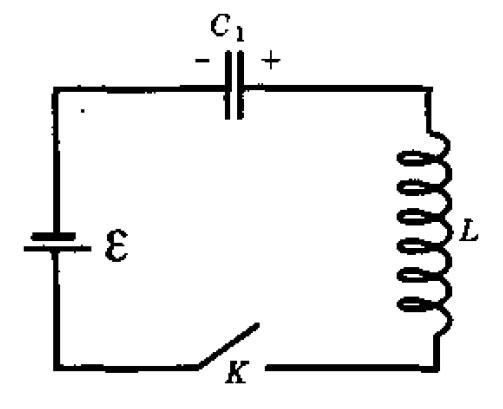 схеме ЭДС батареи ε = 10 В